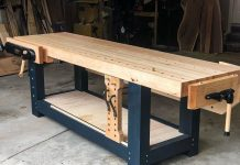 Video: How To Make The Perfect Woodworking Workbench With Hand Tools