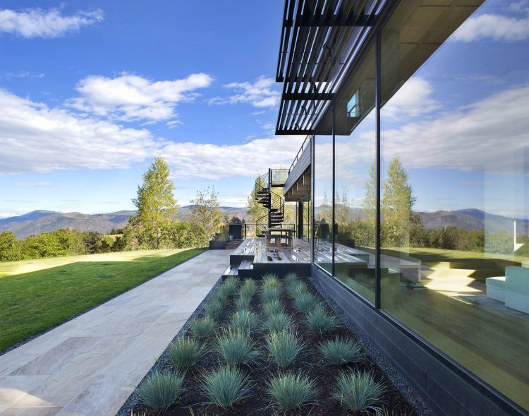 Aspen Ridge House by Rowland+Broughton Architecture