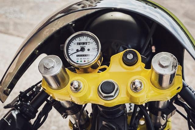 Custom Honda FX650 Vigor By Kevil's Speed Shop