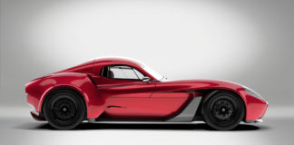 Jannarelly Design-1: Lines From the 60's and Performance Like Todays Sports Cars