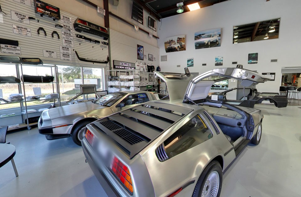Resurrected Car Brand DeLorean is Starting to build the New DMC-12