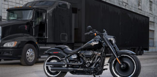 Harley-Davidson Fat Boy 30th Anniversary Limited Edition Model