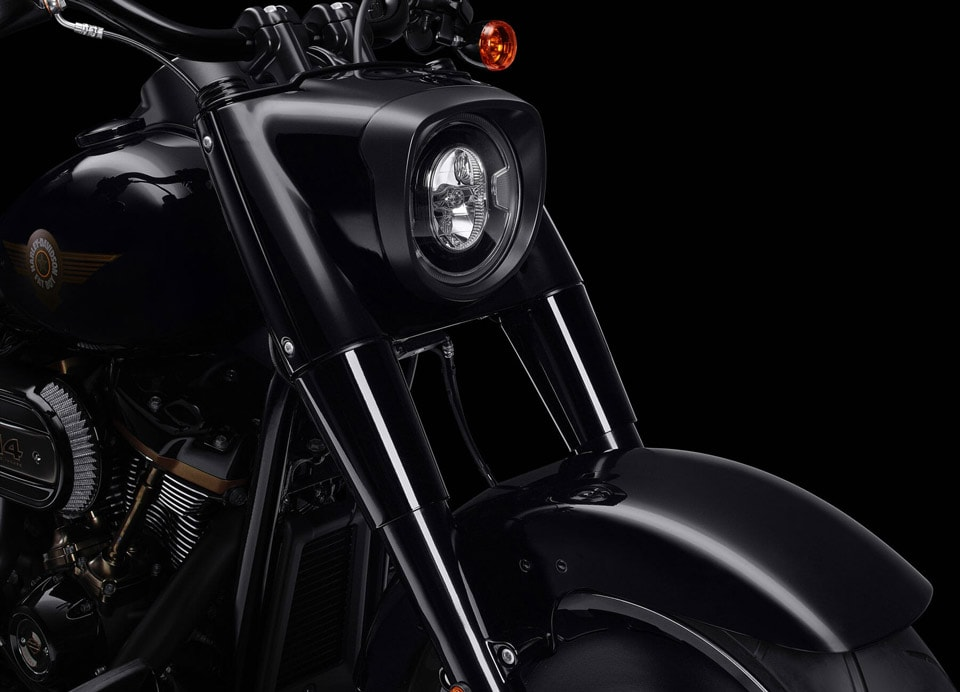 Harley-Davidson Fat Boy 30th Anniversary Limited Edition Model