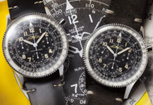 Limited Re-Edition of the 1959 Breitling Navitimer Ref. 806