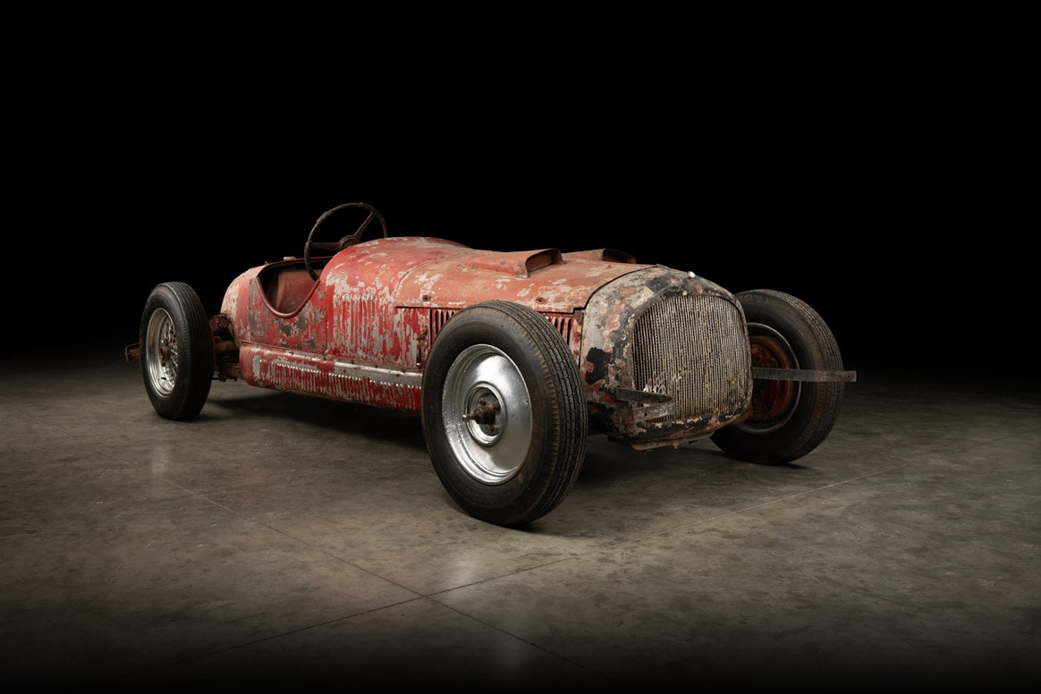 Nut-and-bolt Restoration Of A Super rare Alfa Romeo 6C 1750 SS