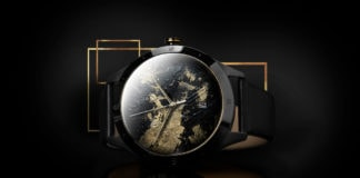 One Of a Kind Hand Painted Watches by Arne S
