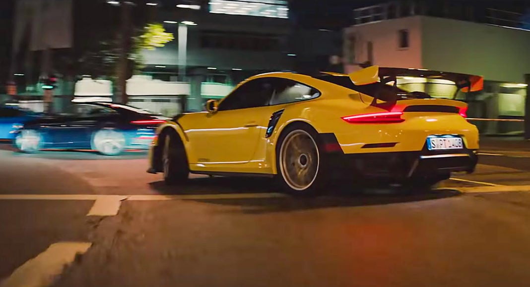 "Porsche ""The Heist"" Official Super Bowl Commercial 2020 - Extended Cut"