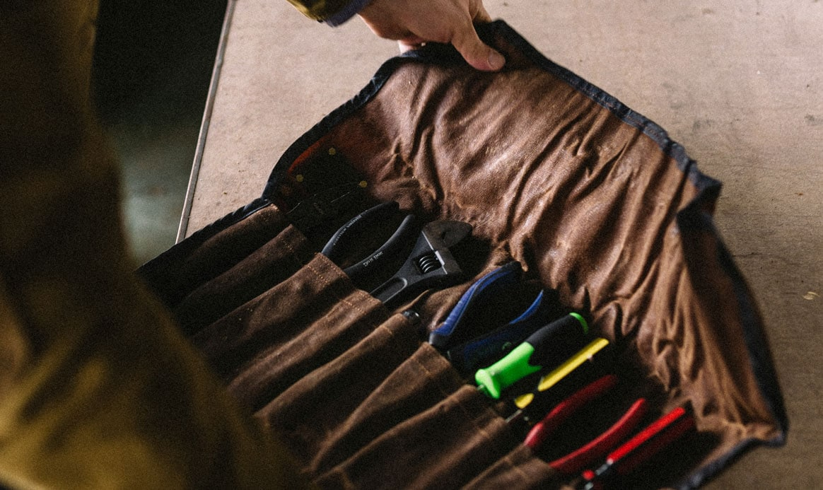 11 Best Canvas Tool Rolls For Organizing Your Essential Tools