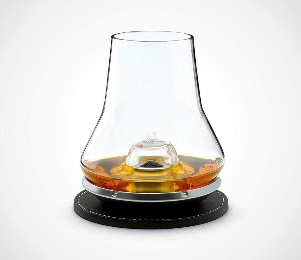 Best Whiskey Glass for Home Bar Whiskey tasting set by Peugeot