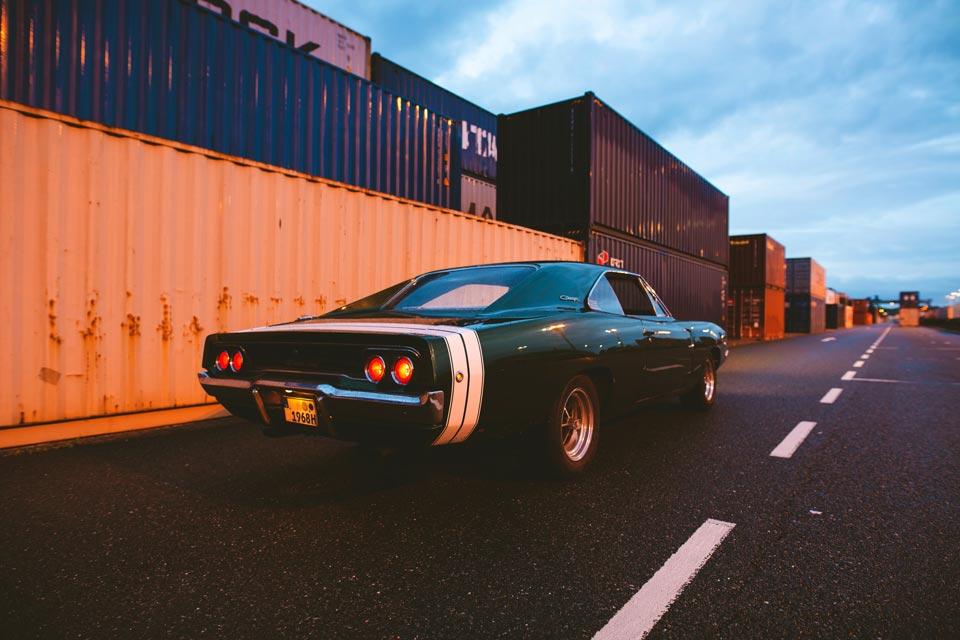 Classic Car Shipping Guide
