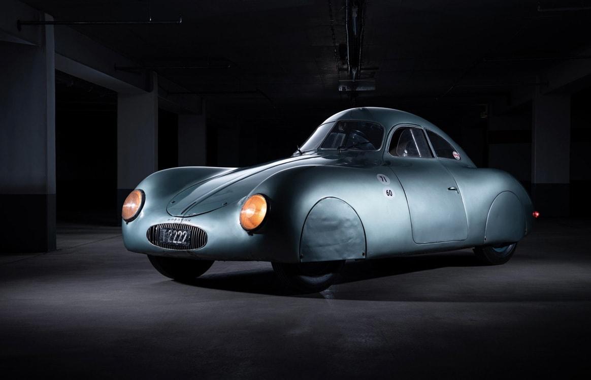Is The 1939 Porsche Type 64 The First Real Porsche?