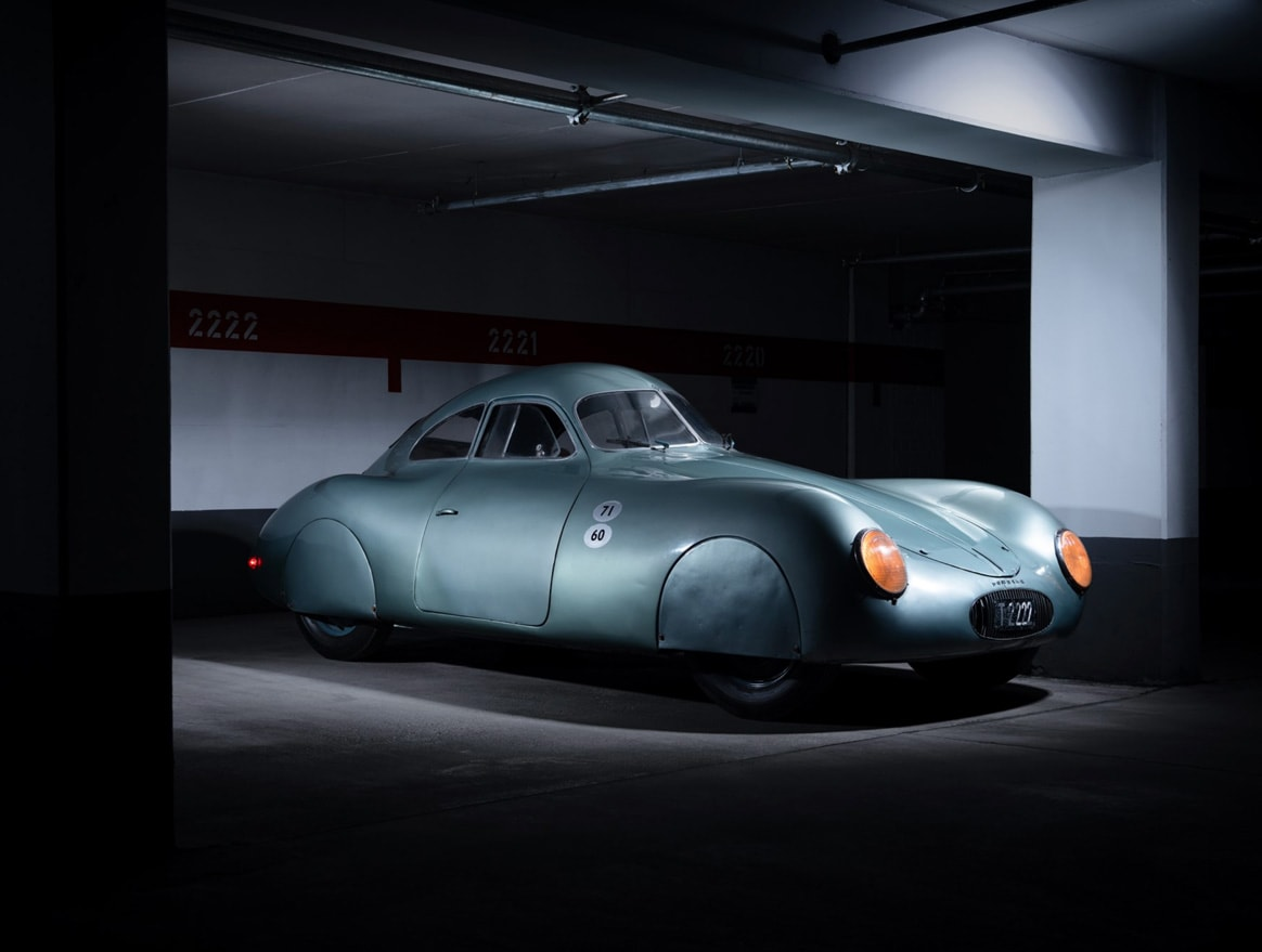 Is The 1939 Porsche Type 64 The First Real Porsche?