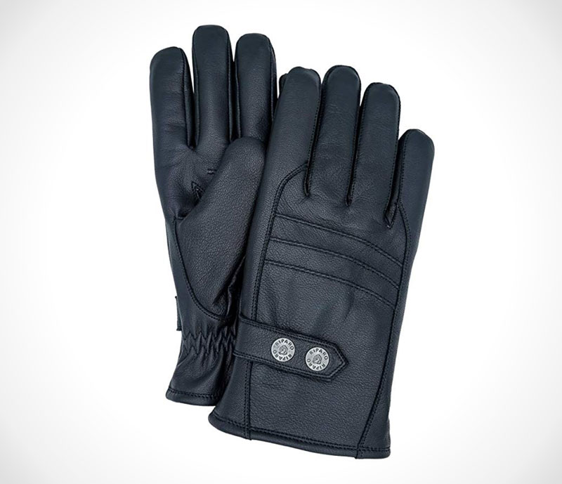 Leather Driving Gloves Italian winter driving gloves by Riparo Motorsports