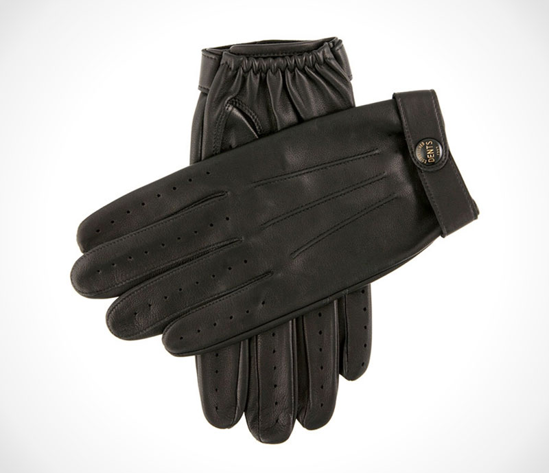 Leather Driving Gloves The original James Bond Spectre driving gloves by Dents
