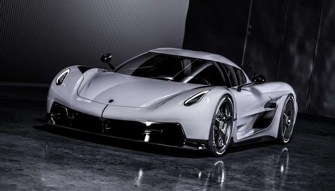 The Show must go on with the Koenigsegg Jesko Absolut and the new Gemera