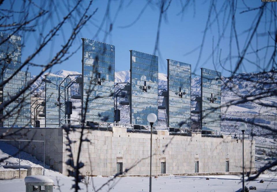 Uzbekistan's Solar Furnace: Formerly Top-secret Soviet Compound