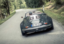 Rally Legend Walter Röhrl's Porsche 356 Roadster Turbo