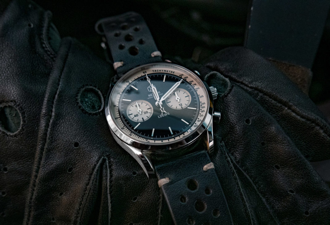 The Loews Chronograph Watch By Nezumi Studios