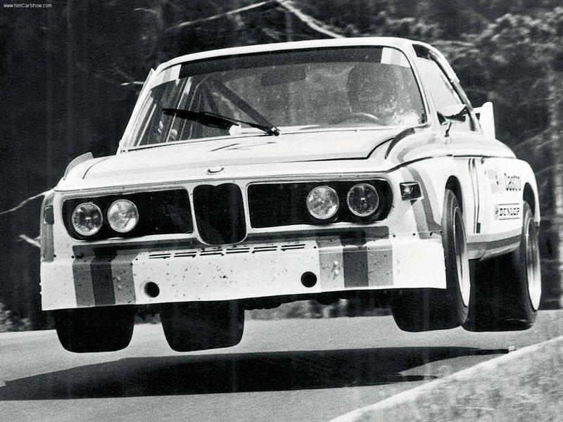 BMW 3.0 CSL 1971 Batmobile