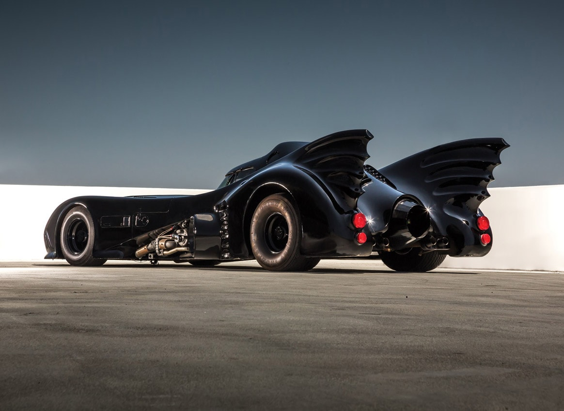 The Complete History of The Batmobile