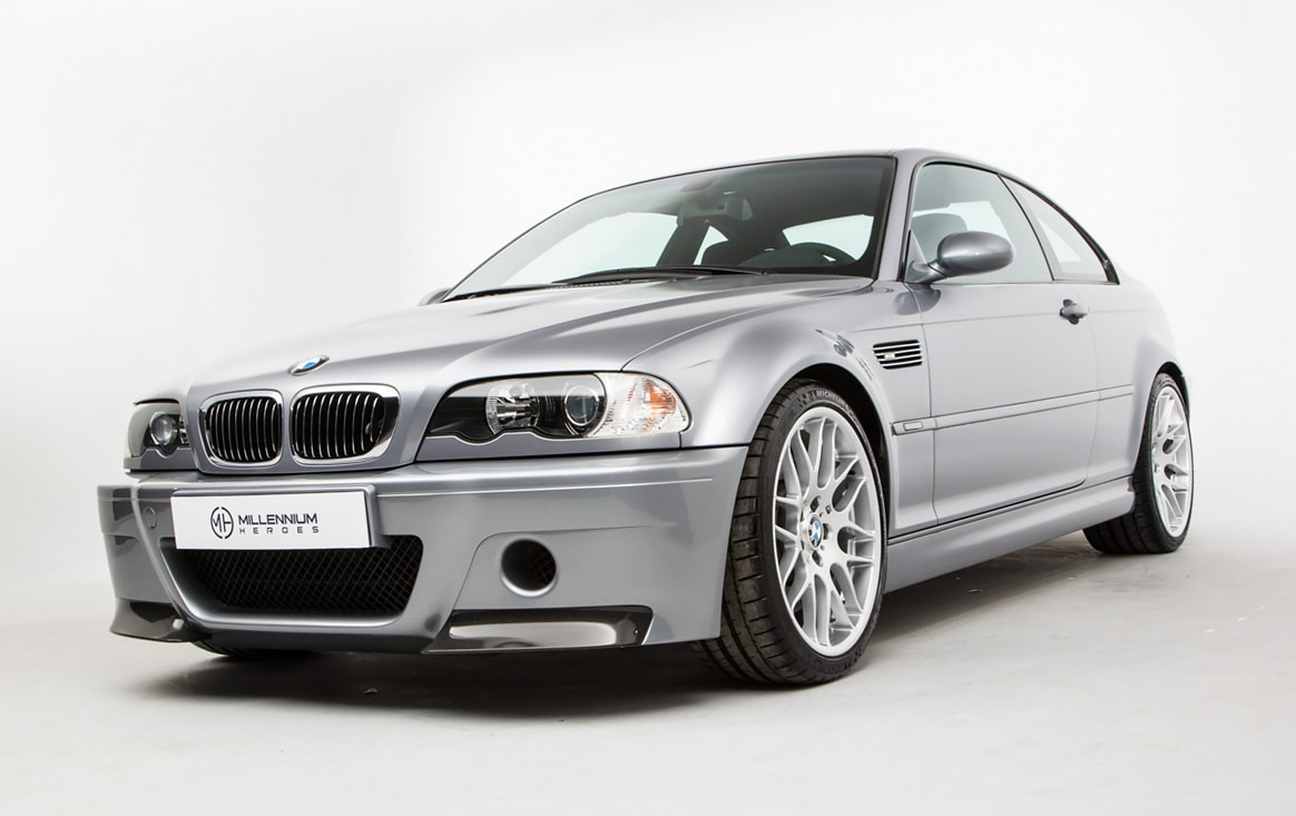 What Makes The E46 BMW M3 CSL so Special?