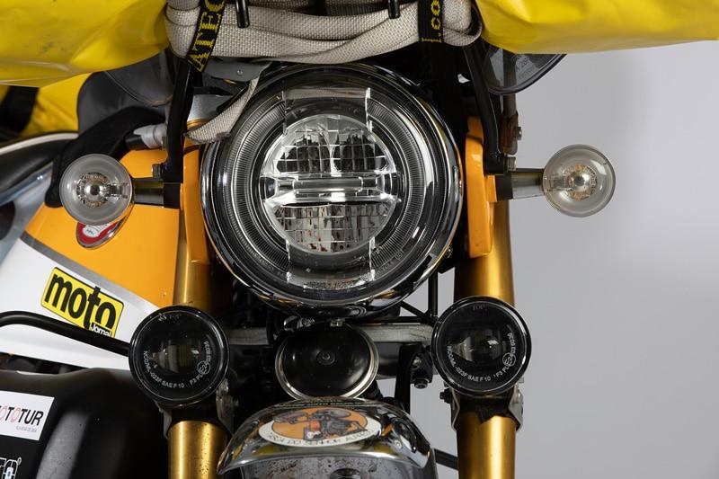 Around the world on a Honda Monkey: Ride That Monkey