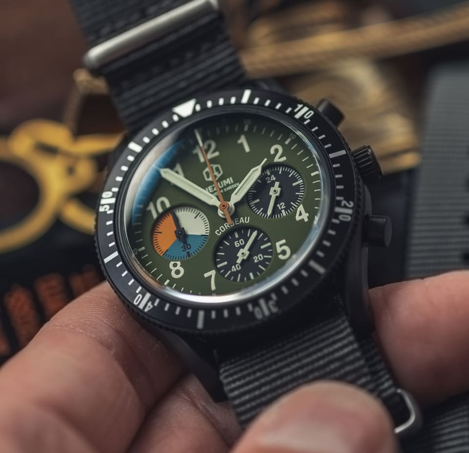 Chronograph Watch Explained