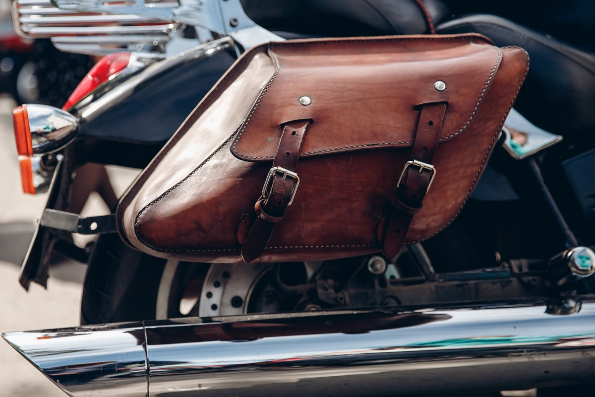 How To Clean, Condition, and Care for Leather Saddlebags