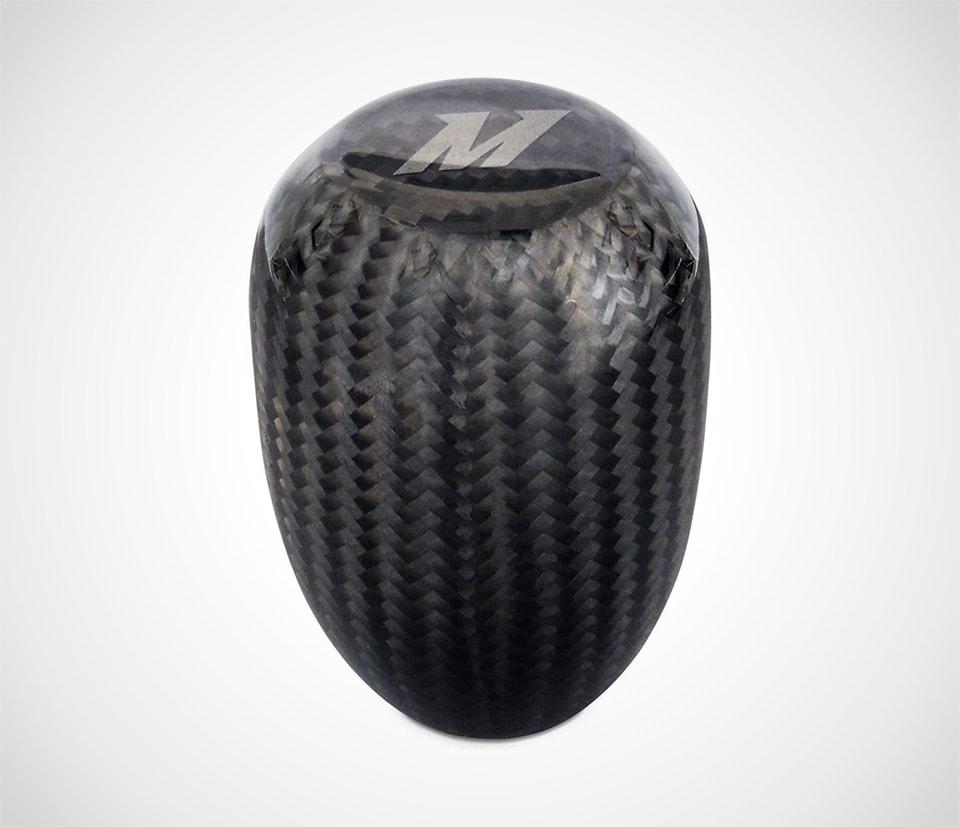 Mishimoto carbon fiber gear shift knob