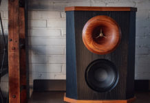 Home Concert With The Deville Loudspeaker From Fleetwood Sound Company