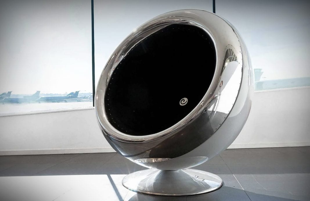 Furniture Made From Upcycled Airplane Parts by Plane Industries