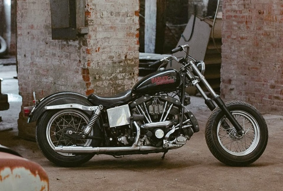 The Harley-Davidson Shovelhead: Last of the Heads but History by the Shovel-ful!