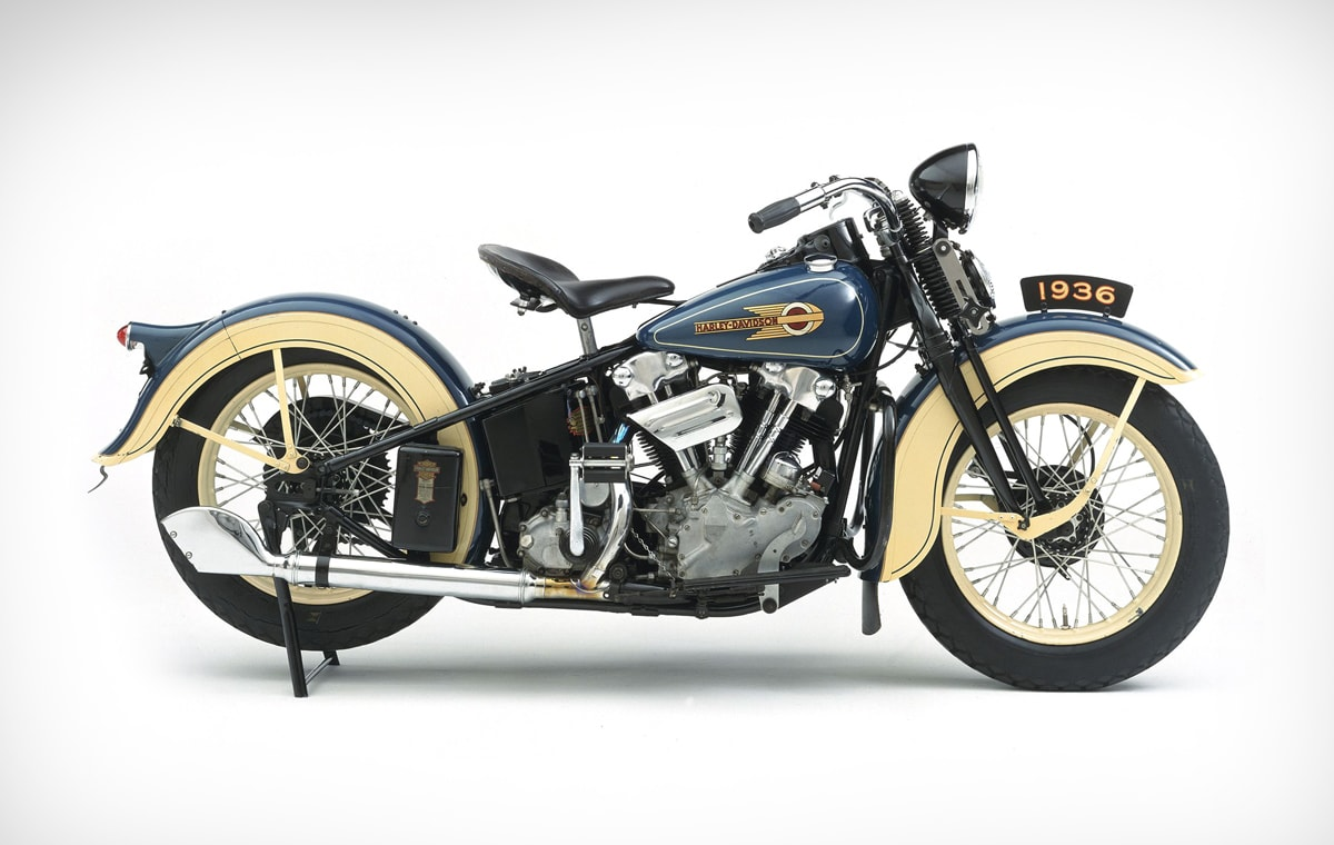 The Story of the Harley-Davidson Knucklehead - Booze Fighters to Jet Fighters