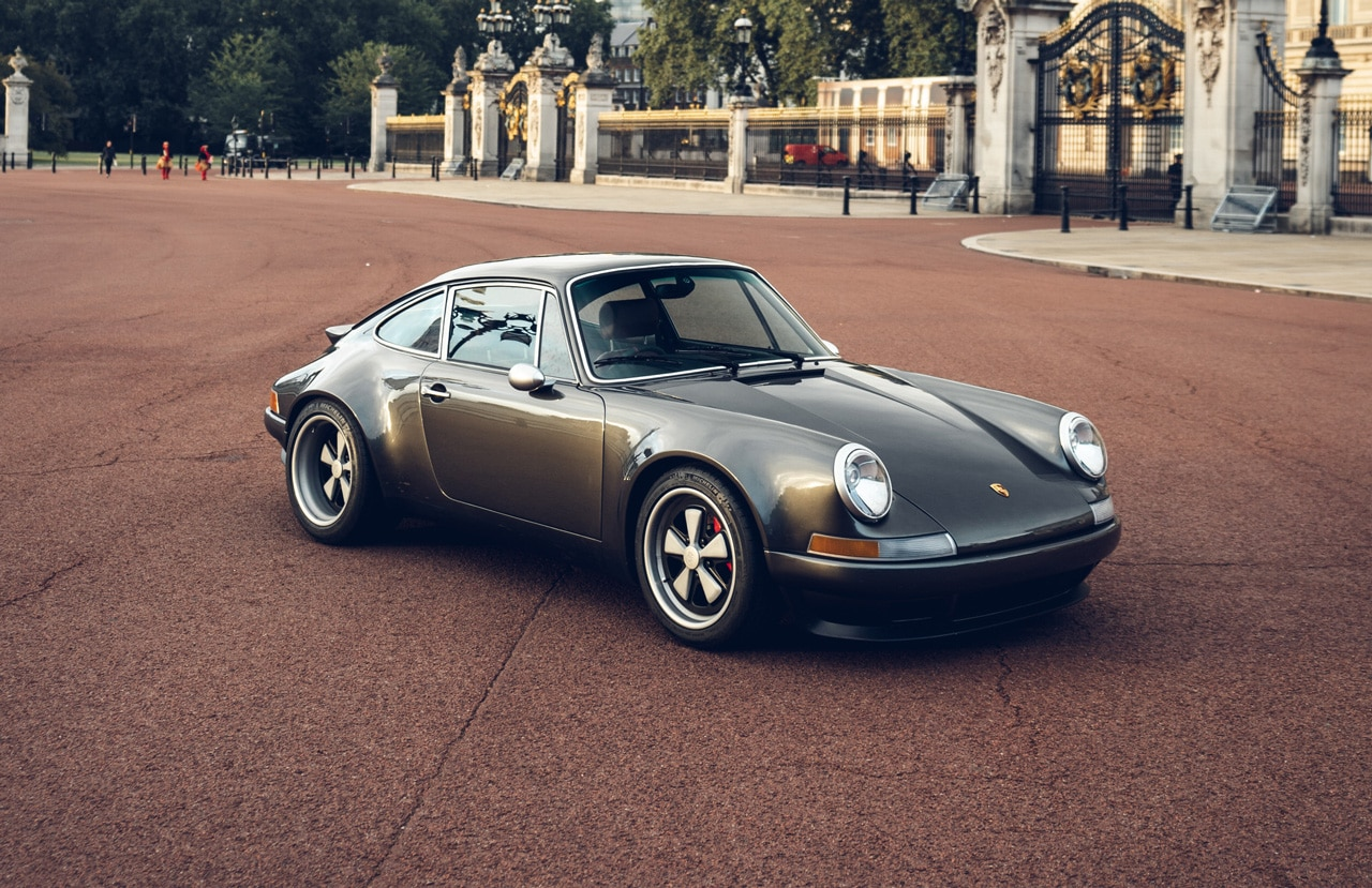 The Ultimate Custom Porsche 911 by THEON Design