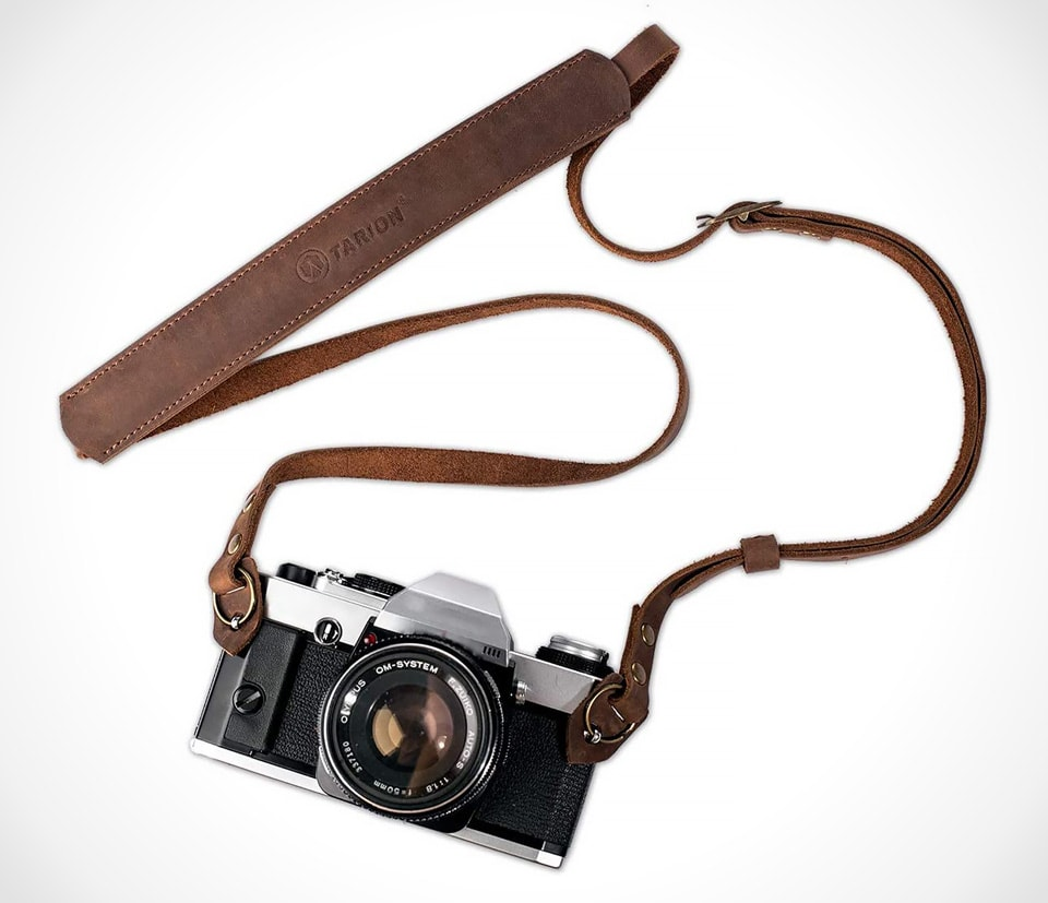 leather camera straps tarion