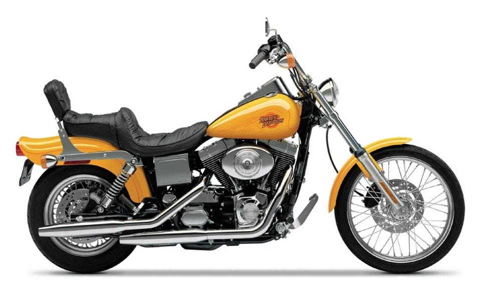 1999 Harley-Davidson FXWG