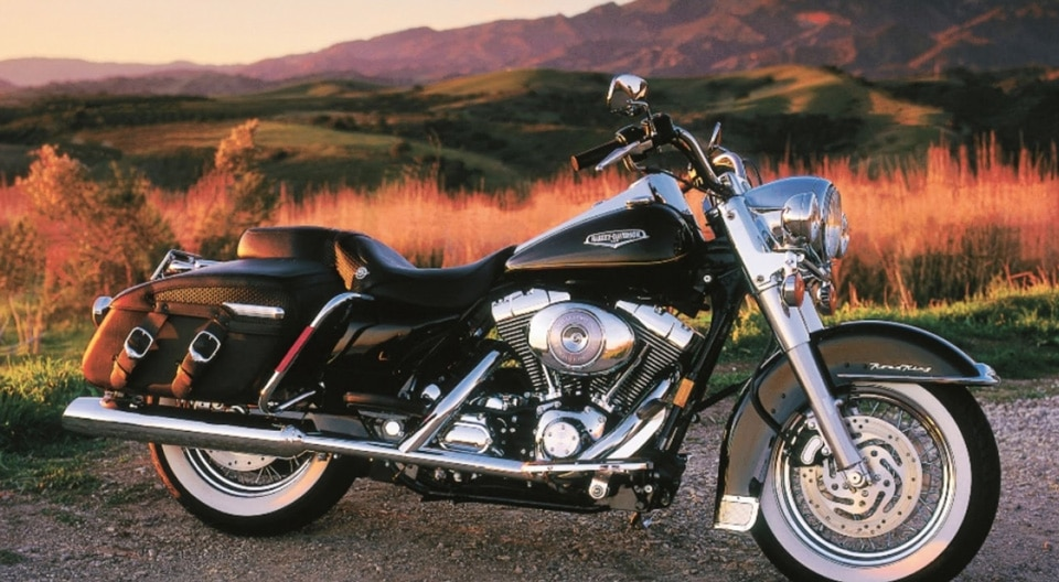 1999 Twin Cam 88A Road King