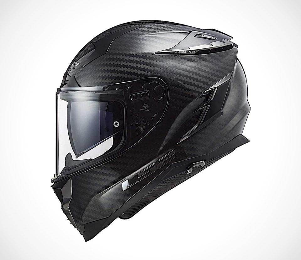 GT Full Face certified Carbon Helmet