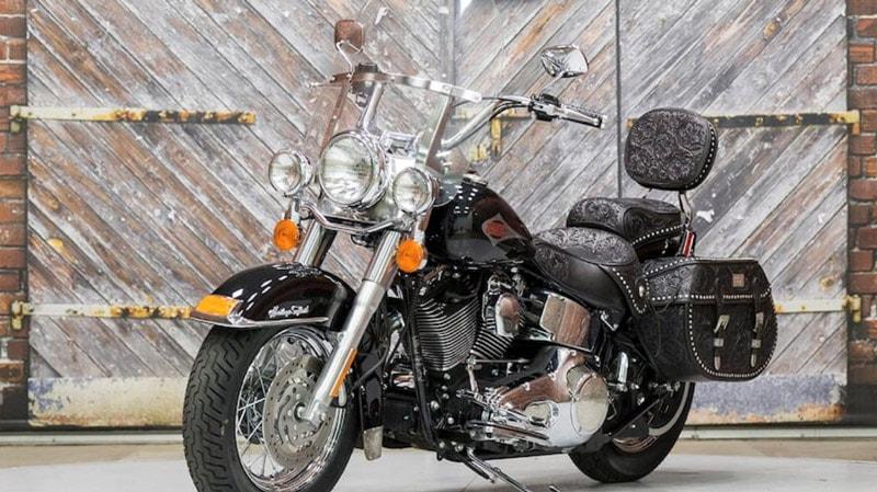 Harley-Davidson Twin Cam 2000