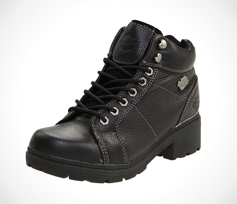 Harley-Davidson Women's Motorcycle Ankle Boot