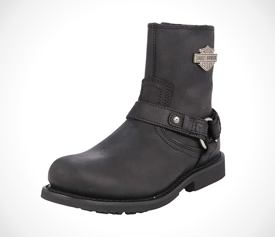 Harley Davidson Ankle Boots