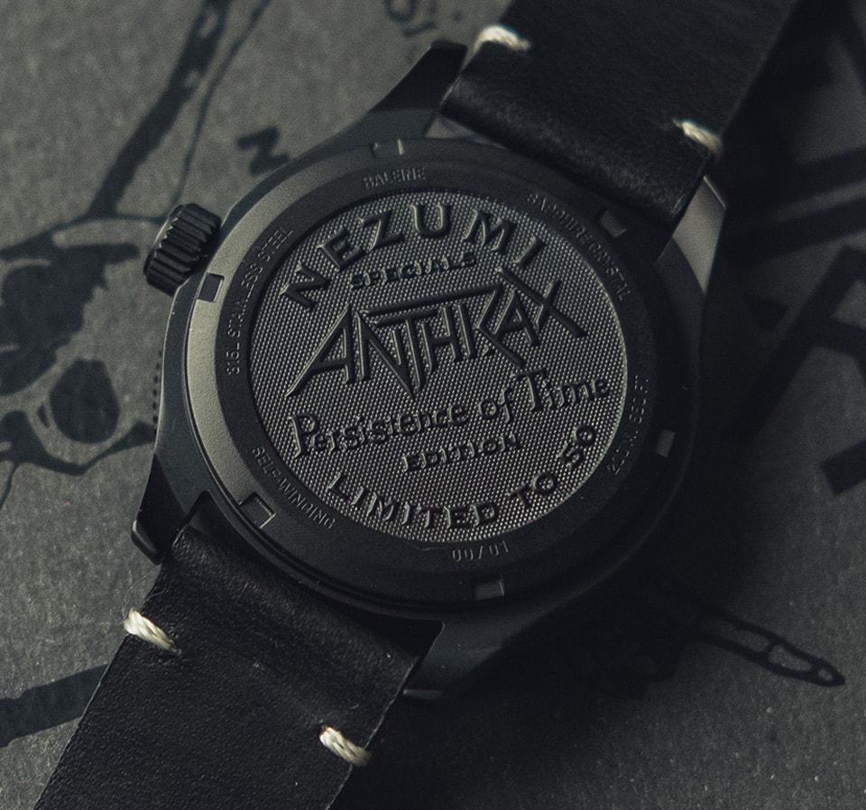 Anthrax Watch back by Nezumi
