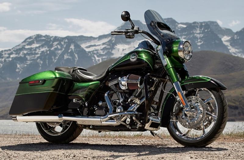 Project Rushmore CVO Harley-Davidson Road King