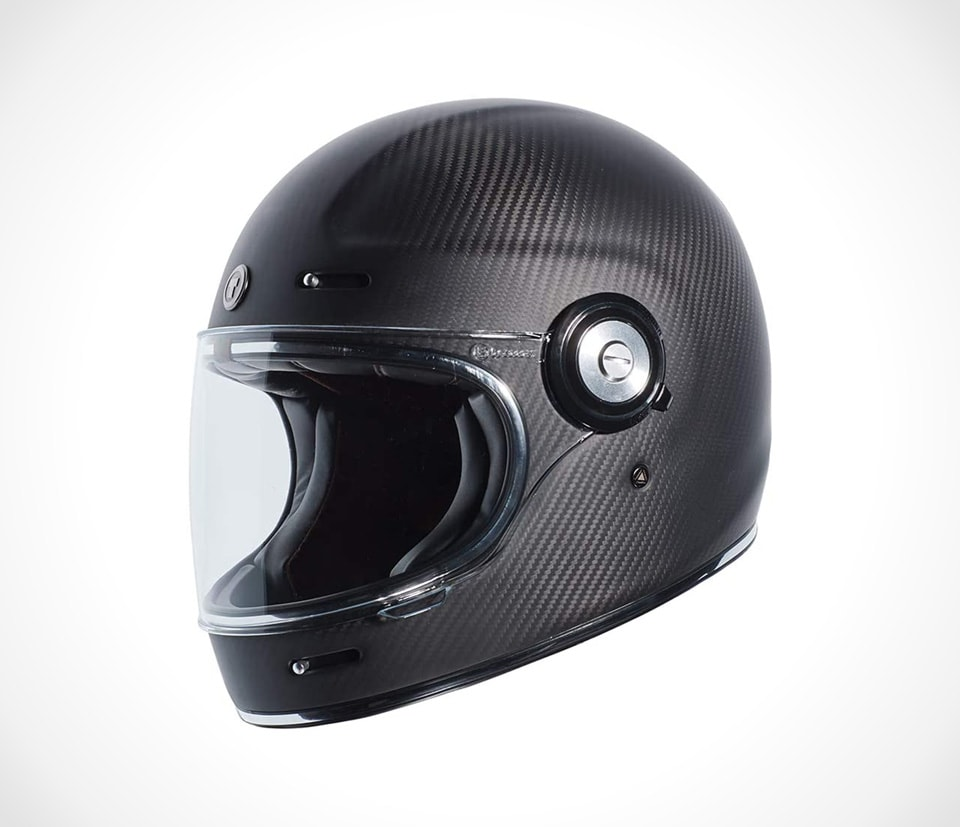 TORC T1 Retro certified Carbon Full Face Helmet