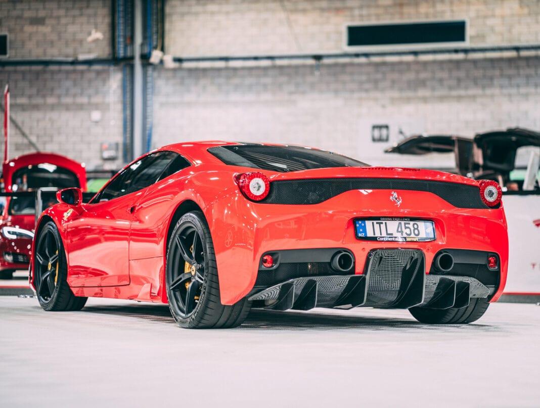 A Few Reasons Why Ferrari Is So Expensive