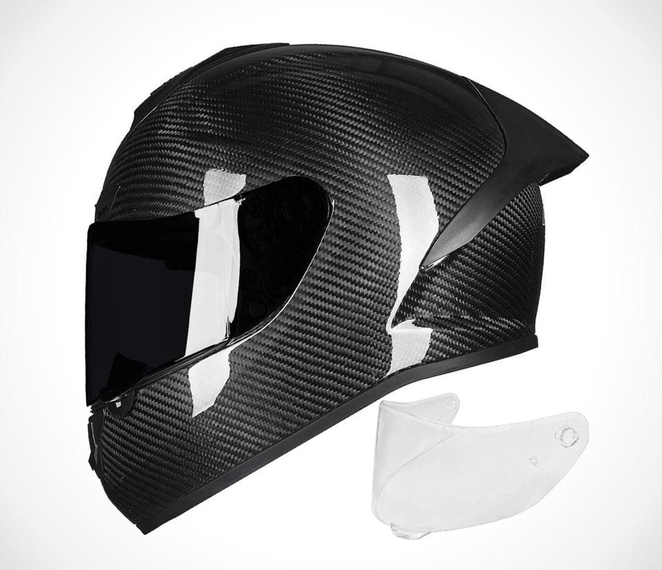 ILM Full Face Carbon Helmet