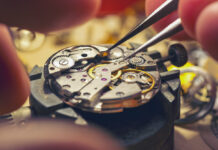 Why jewels in watches