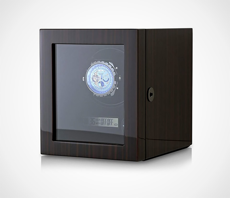 Watch Winder with LED Backlight