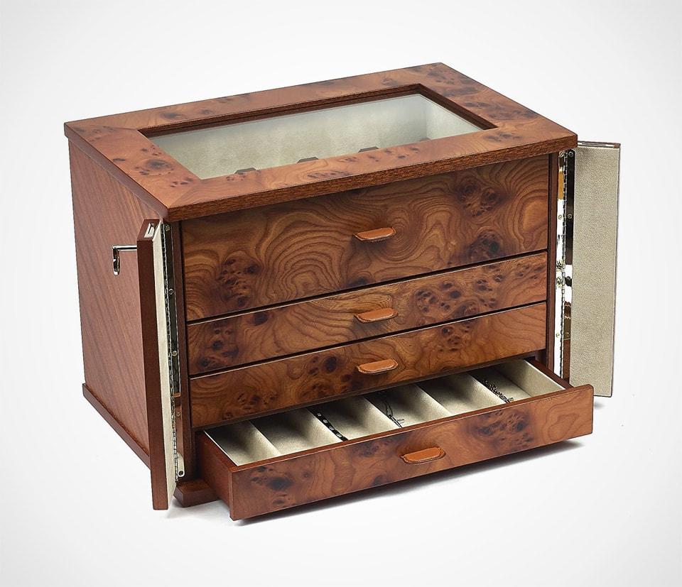wooden watch box ultimate luxury