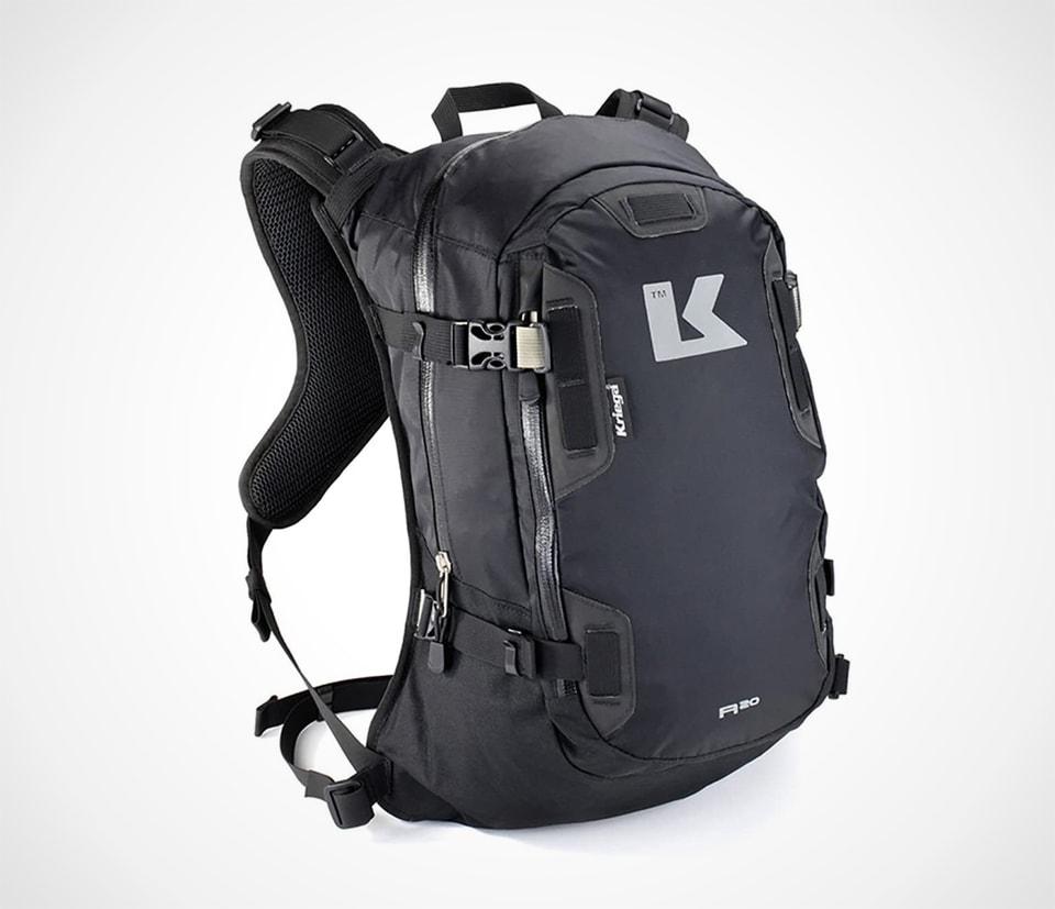 Kriega R20 Motorcycle Backpack KRU20